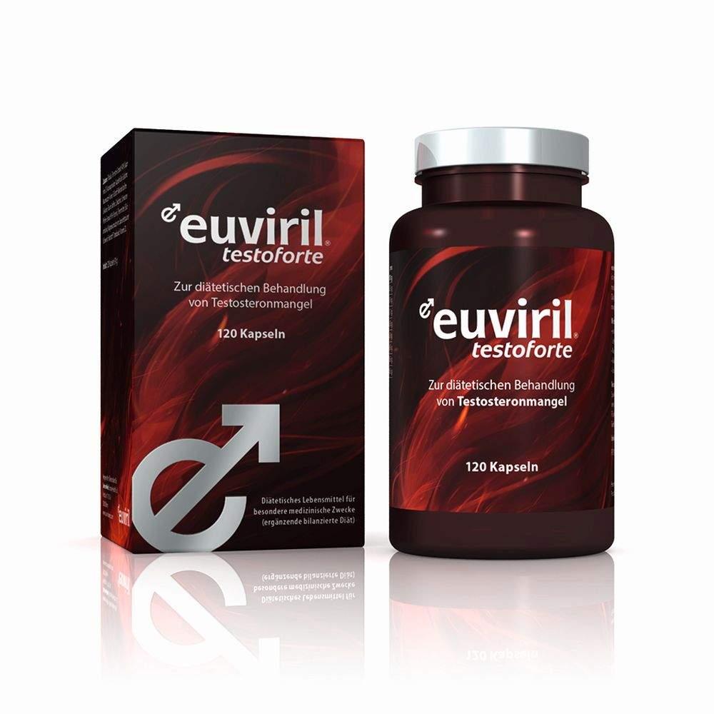 Euviril Testoforte 120 Kapseln