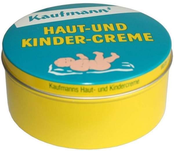 Kaufmanns Kindercreme Erfahrungen