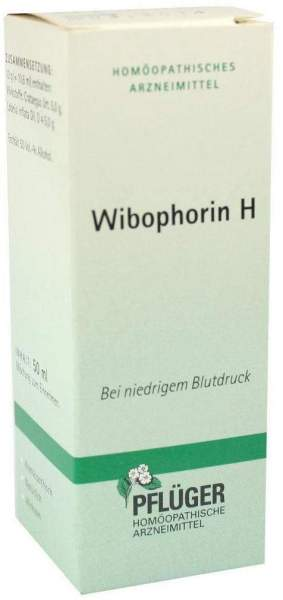 Wibophorin H 50 ml Tropfen