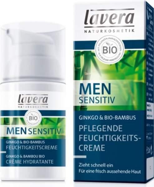 Lavera Men Sensitiv Pflegende Feuchtigkeitscreme 30 ml