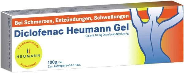 Diclofenac Heumann Gel 100 g