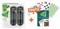 Nicorette Spray Doppelpack + gratis Spielkarten