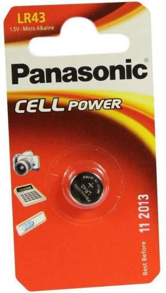Batterien Knopfzelle Lr 43 AG 12 1,5v