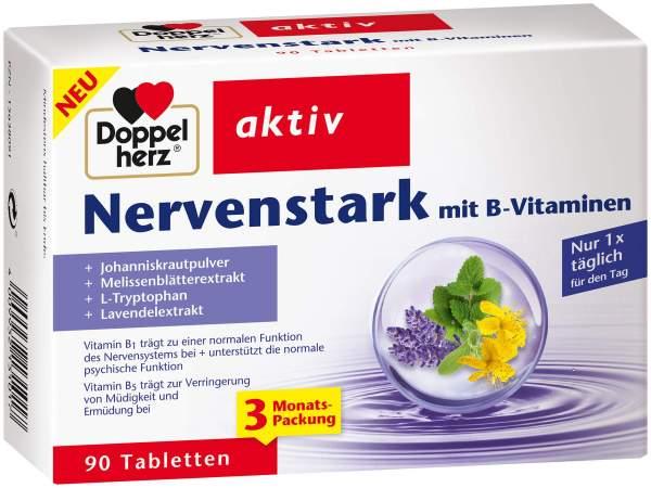 Doppelherz Nervenstark 90 Tabletten
