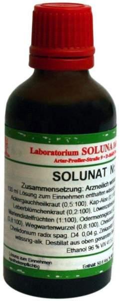 Solunat Nr.8 50 ml Tropfen