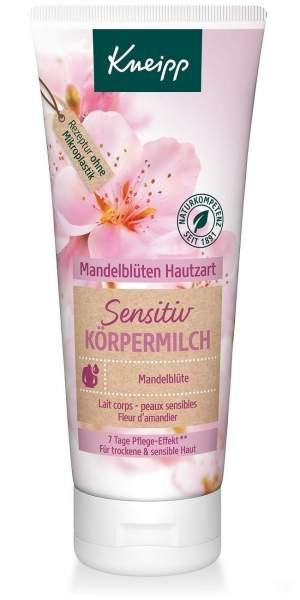 Kneipp Sensitiv Körpermilch Mandelblüten Hautzart 200 ml