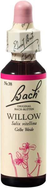 Bachblüten Willow 20 ml Tropfen