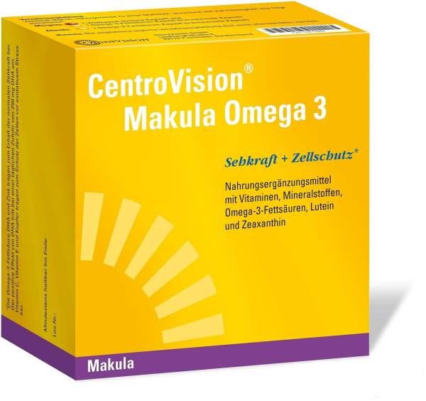 Centrovision Makula Omega 3 270 Kapseln