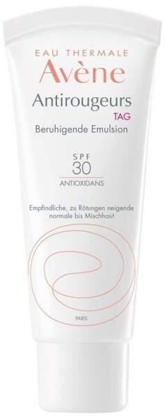 Avene Antirougeurs Tag Beruhigende Emulsion SPF30 40 ml