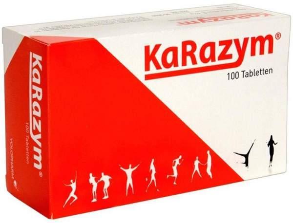 Karazym 100 Magensaftresistente Tabletten