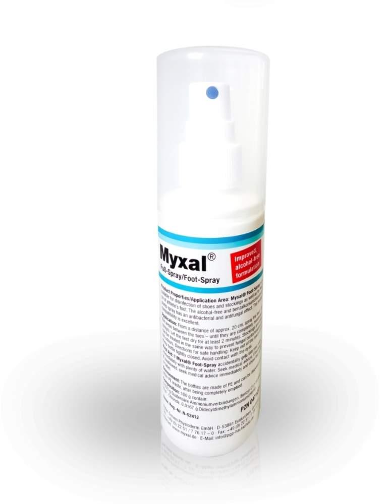 Myxal Fuß-Spray