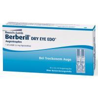 Berberil Dry Eye EDO 10 x 0,6 ml Augentropfen