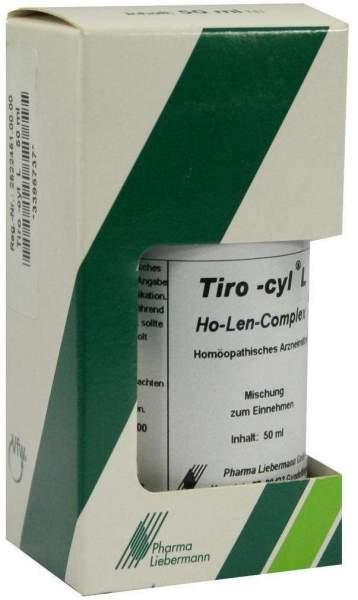 Tiro Cyl L Ho Len Complex 50 ml Tropfen