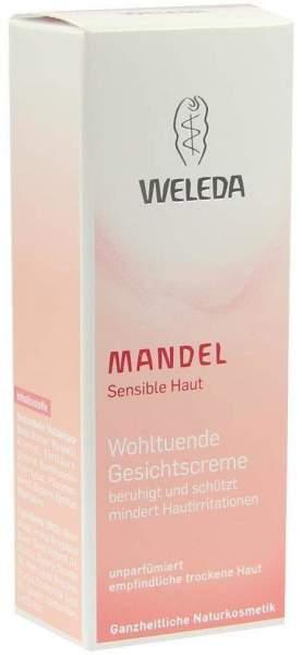 Weleda Mandel Wohltuende 30 ml Gesichtscreme