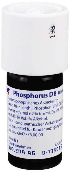 Weleda Phosphorus D8