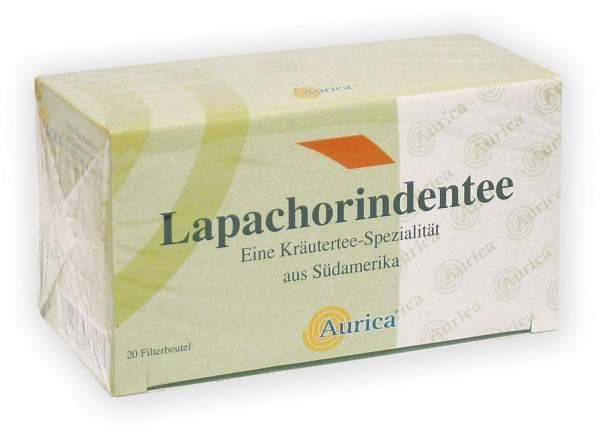 Lapachorindentee 40 G Filterbeutel