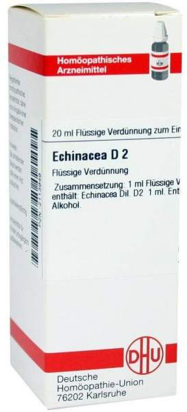 Echinacea D2 20 ml Dilution