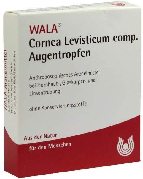 Wala Cornea Levisticum Comp. 5 X 0,5 ml Augentropfen