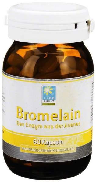 Bromelain 500 mg 60 Kapseln