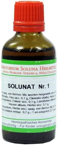 Solunat Nr.1 50 ml Tropfen