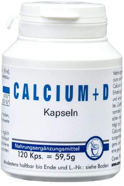 Calcium + D 120 Kapseln