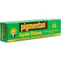 Pigmentan Gipfelbräune Creme SPF 8 50 ml Creme