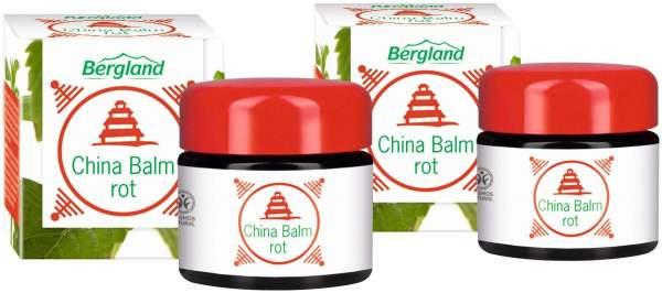 Original China Balm 2 x 20 g