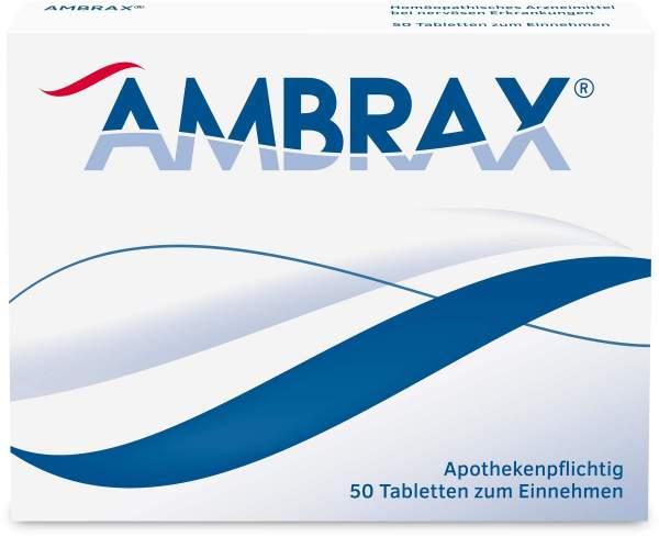Ambrax 50 Tabletten
