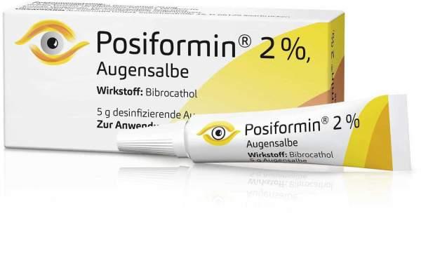 Posiformin 5 g Augensalbe