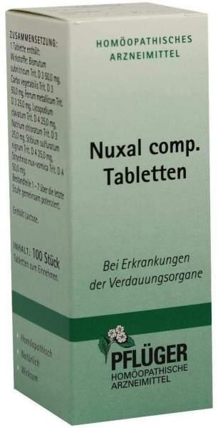 Nuxal Comp. 100 Tabletten