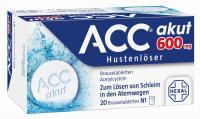 ACC akut 600 mg Hustenlöser 20 Brausetabletten