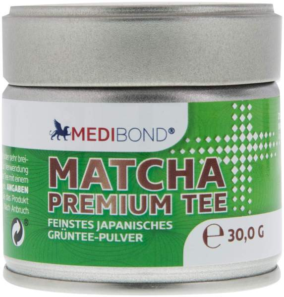 Matcha Premium Tee Medibond 30g