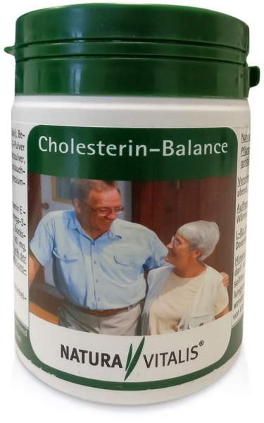 Naturavitalis Cholesterin Balance 180 Kapseln
