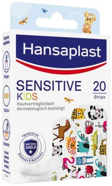 Hansaplast Kinderpflaster Sensitive 20 Strips