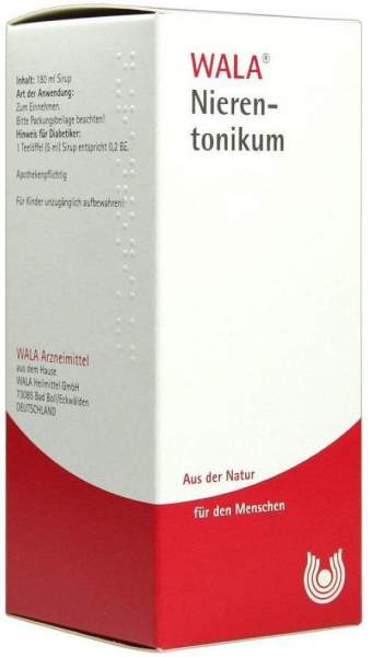 Wala 180 ml Nierentonikum
