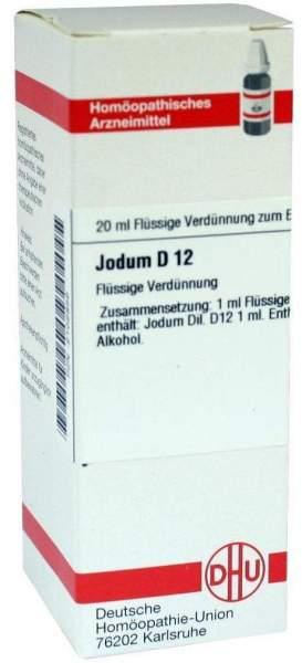 Jodum D 12 Dilution