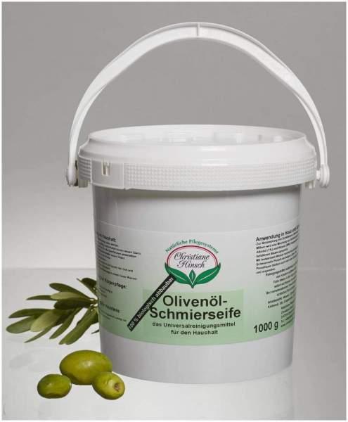 Olivenöl Schmierseife 1000g
