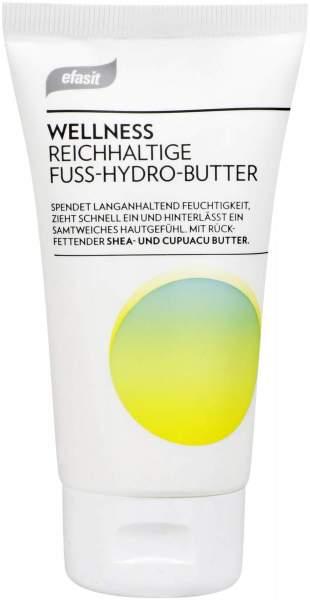 Efasit Reichhaltige Fuß-Hydro-Butter 75 ml Creme