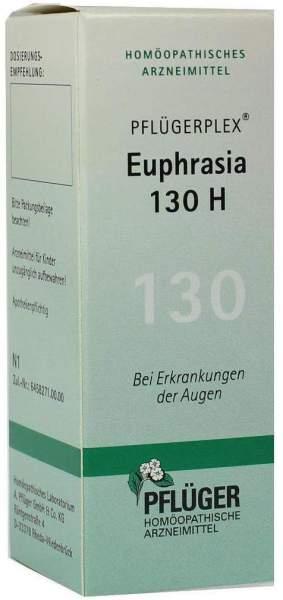 Pflügerplex Euphrasia 130 H 50 ml Tropfen