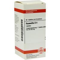 Rauwolfia D4 80 Tabletten