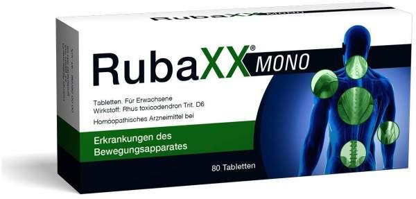 Rubaxx Mono 80 Tabletten