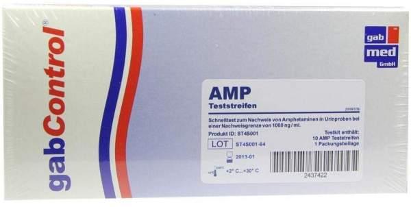 Drogentest Amphetamin Teststreifen 10 Teststreifen