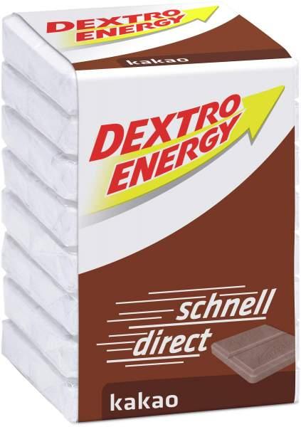 Dextro Energy Kakao 46 G Täfelchen
