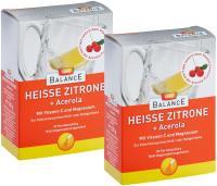 Gehe Balance Heiße Zitrone und Acerola 40 g  Pulver
