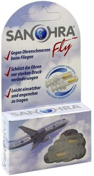Sanohra Fly Für Erwachsene Ohrenschutz 2 Stück