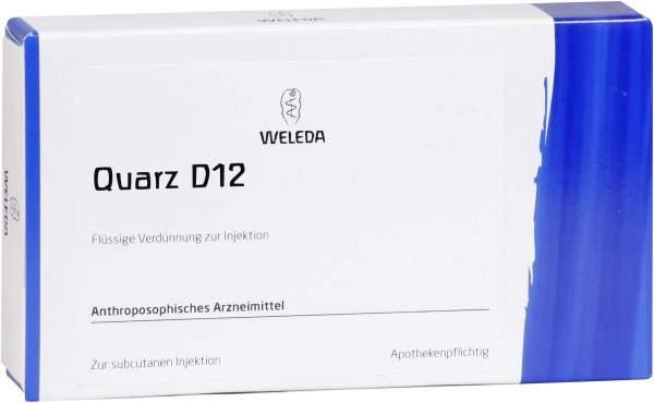 Weleda Quarz D12