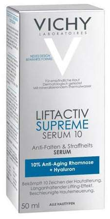 Vichy Liftactiv Supreme Serum 10 50 ml Konzentrat