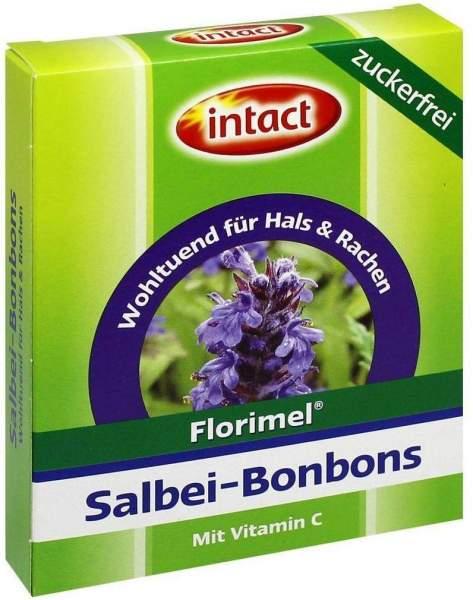 Florimel Salbeibonbons Mit Vitamin C Zuckerfrei 40 G Bonbons