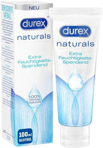 Durex Naturals Gleitgel extra feuchtigkeitsspendend 100 ml