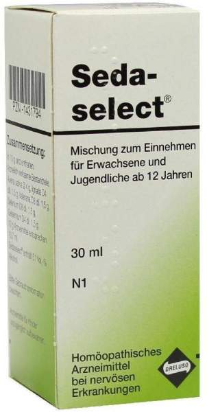 Sedaselect 30 ml Tropfen